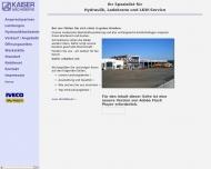 Bild Webseite Kaiser Ascheberg Ascheberg