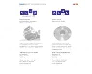 Bild Webseite ALHU Fahrzeugtechnik Tornesch