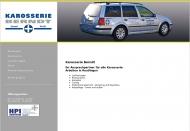 Karosserie Berndt, Reutlingen - Instandsetzung, Tuning, Restauration, Dellenbeseitigung und vieles m...