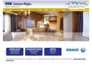 AKB Wohnmobile - Vermietung von Wohnmobilen und Wohnwagen