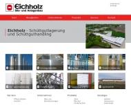 Bild Webseite Eichholz Silo- u. Anlagenbau Spelle