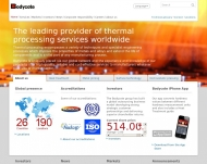 Bild Bodycote Wärmebehandlung und Anlagenbau GmbH