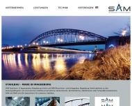 Stahlbau - Made in Magdeburg SAM