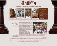 Bild Antik Nr. 9 - Antikhandel für Rostock und Umgebung und ...