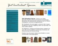 Website Immel Volker Staatl. gepr. Restaurator