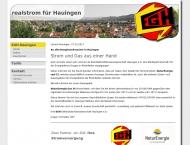 Bild EGH-Elektrizitäts-Genossenschaft Hauingen e.G.