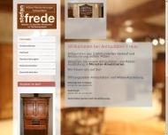 Bild Antiquitäten - Möbel - Restaurierungen - Restaurator - Münster