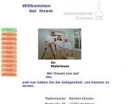 Bild Norbert Kersten -Malereibetrieb-