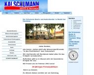 Bild Webseite Schumann Kai Wedel