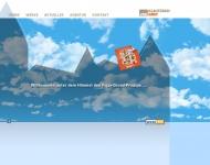 Bild Webseite Klautzsch und Grey Psychologie und Werbung Köln