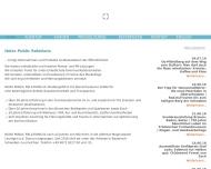 Bild Webseite Heiss Public Relations Presse & Public Relations München