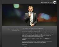 Bild Webseite die agentour, marketing, werbung und pr für tourismus, motor u.sport München