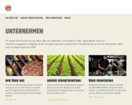 Bild Webseite Interone München