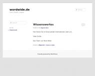 Bild Webseite Word Wide München