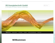 Bild IFE Energietechnik GmbH
