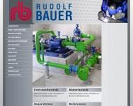 Bild Bauer Rudolf GmbH Edelstahltechnik Behälter - Apparatebau - Kupferschmiede