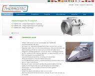 Bild Sauer Gebr. Maschinen- und Apparatebau - THERMOTEC Produktionsgesellschaft m.b.H.