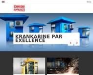 Schneider Apparatebau GmbH - Ihr Spezialist f?r Kabinenbau, Baugruppen aus Edelstahl, uvm. in Saarbr...