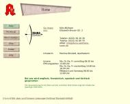 Bild Webseite Diana-Apotheke Köln