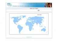 Bild Webseite GfG Gesellschaft für Gerätebau Dortmund