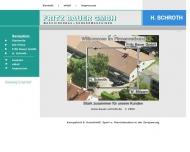 Bild Webseite Bauer Fritz Nürnberg