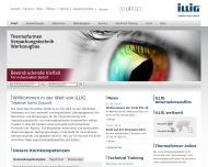 Bild Webseite ILLIG Maschinenbau Heilbronn