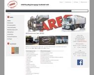 AREG mbh - Das Entsorgungsunternehmen - Alles richtig entsorgt - Otto Ammerm?ller - Home