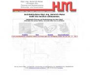 Bild Meier Architekt VFA Dipl.-Ing. Heinrich