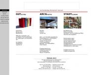 Bild Webseite Architektur + Stadtplanung Dipl.-Ing. Michael Koch Hannover