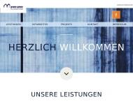 Bild Webseite Gapp & Gapp Freie Architekten Warthausen