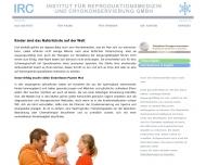 Bild IRC Institut für Reproduktionsmedizin und Cryokonservierung GmbH