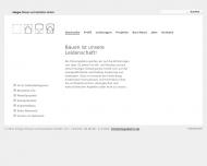 Bild Webseite integra architekten & ingenieure Ulrich Zink Dipl.-Ing. (FH) Berlin