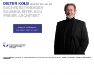 Bild Kolb Architektur & Sachverst.-Büro