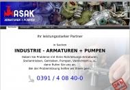 Bild ASAK Armaturen + Pumpen GmbH