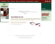 Bild Webseite  Aue
