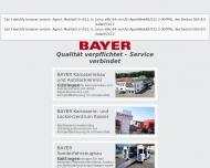 Bild Bayer Karosseriebau und Autolackiererei