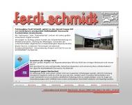 Ferdi Schmidt, Autoreparatur, Abschleppdienst, Fahrzeugbau - K?ln