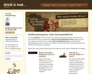 Bild drink o mat (Verpflegungs-) Automatenvertrieb GmbH