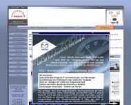 Bild Webseite Auto Autozentrum Rausch Dresden
