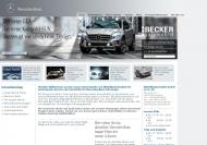 Bild Webseite BECKERautomobile Oberhausen