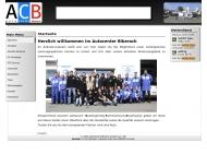 Bild Webseite  Biberach an der Riß