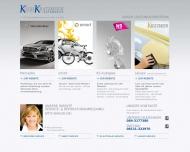 Website Autohaus E. Kratzmeier