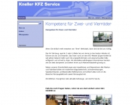Bild Webseite Automobile Peugeot-Kufahl Hamburg