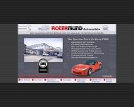 Bild Webseite Rotermund Automobile Dortmund