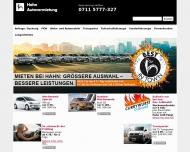 Bild Hahn Automobile Niederlassung Esslingen Audi-Partner Autohaus