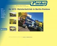 Panke Kfz Werkstatt kontakt GmbH