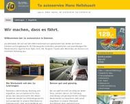 Bild Webseite  Damme
