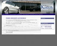Frank Kerkhoffs Automobile