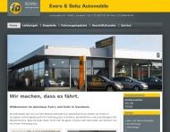 Bild Webseite  Sonsbeck