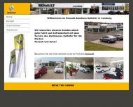 Bild Webseite  Dornburg-Camburg